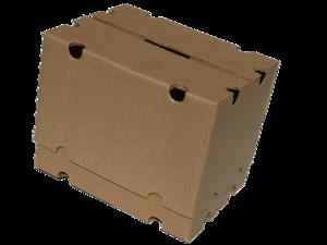 Telescopic cartons